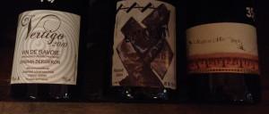 des vins bio